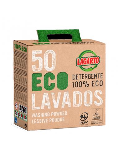 DETERGENT ROBA LAGARTO ECO 100% 50 RENTA